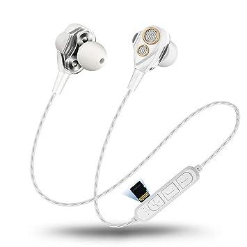 HJKLC Cuatro Altavoces 6D Sonido Envolvente Auriculares ...