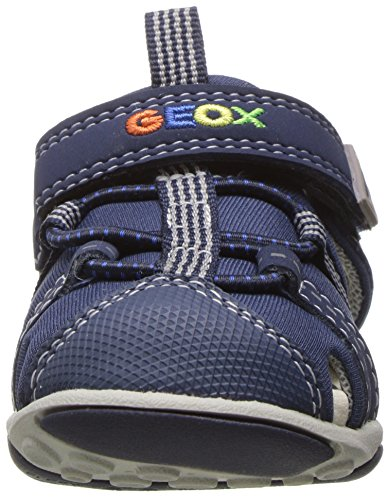 Geox Kid B721AD 20 Blue Sandals 01550 0Ra01