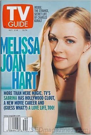 TV Guide October 2 8 1999 Melissa Joan Hart More Than Mere Magic