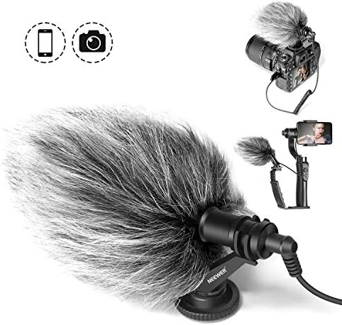 Neewer Microphone Vlogging Livestream Recording product image