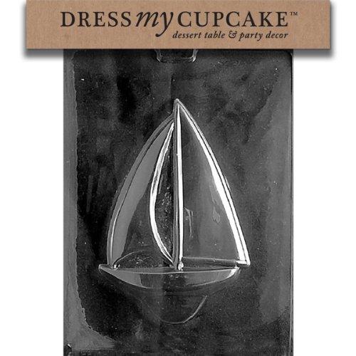 Dress My Cupcake Chocolate Sailboat
