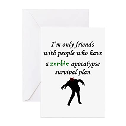 Amazon cafepress zombie plan greeting cards greeting card cafepress zombie plan greeting cards greeting card note card birthday card m4hsunfo