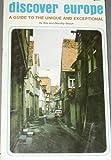 Discover Europe, Roy Gesch and Dorothy Gesch, 0570031400