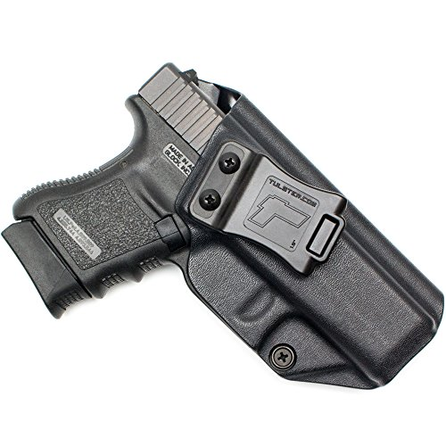 Glock 36 Holster - Tulster IWB Profile Holster (Black - Right Hand)