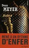 Benny Griessel, tome 4 : Kobra par Meyer