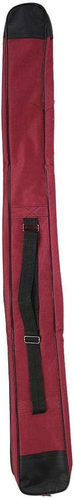 VGEBY1 Bolsa para la Espada Bolsa multifunci/ón de Lona Gruesa de un Solo Hombro Bolsa de Transporte de Artes Marciales Chinas Paquete de Almacenamiento de la Espada
