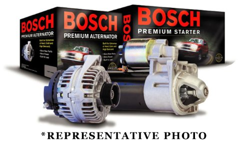 Bosch AL0800X - VW Premium Reman Alternator