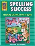 Spelling Success, Jenny Nitert and Debra Salerno, 1583240780