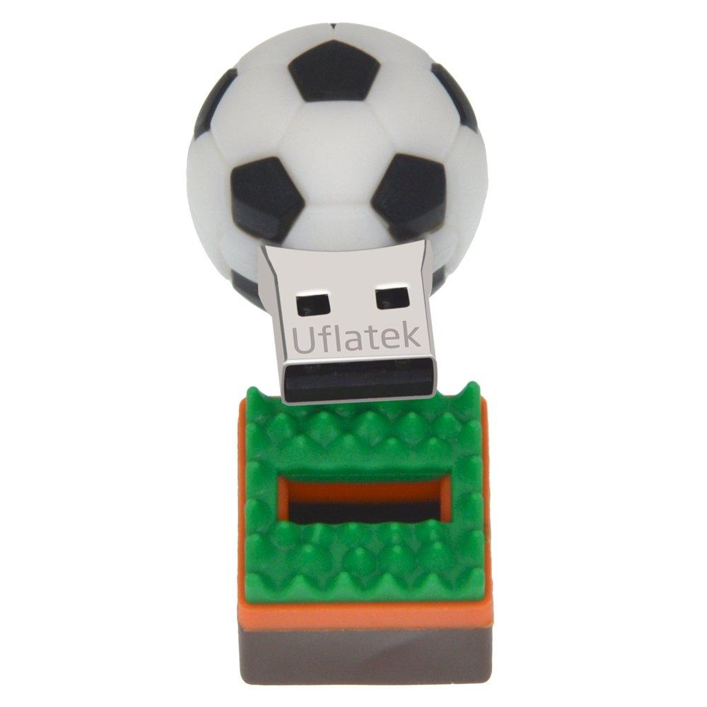 Uflatek Memoria USB 2.0 de 32 GB Alta Velocidad Pen Drive Forma De ...