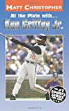 img - for At the Plate with.Ken Griffey Jr. (Athlete Biographies) book / textbook / text book