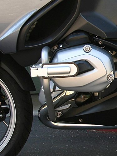 ILIUM WORKS HIGHWAY FOOT PEGS FOR BMW R1200RT ILIUM for sale  Delivered anywhere in USA