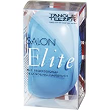 Tangle Teezer Salon Elite Professional Detangling Hair, Blue Brush