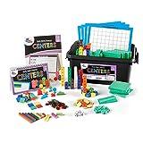 ETA hand2mind Daily Math Fluency Centers Kit with Number Strings, Math Talks (Grade 4)
