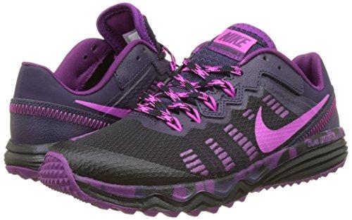 Nike De Dynasty Pour Chaussures Pink Course Sur Fire purple Sentier black Femme Noir 006 819147 rtFwqTr