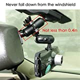 Universal Dash Cam Mount Rear View Mirror Holder
