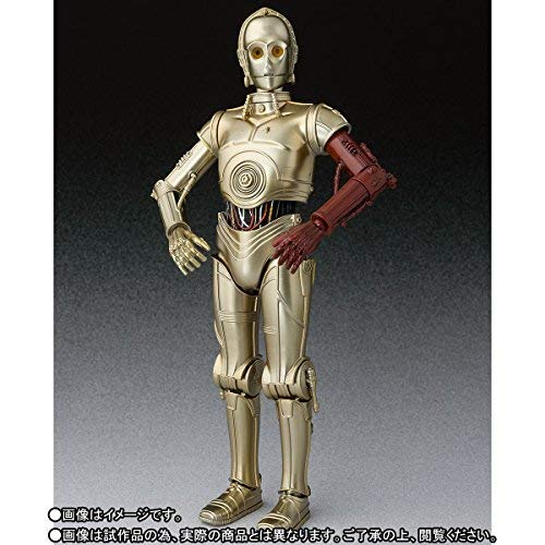 Bandai S. H. Figuarts C - 3 PO (The Force Awakens) Star Wars/Awakening of The Force]()