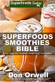 Superfoods Smoothies Bible Blender smoothie ebook