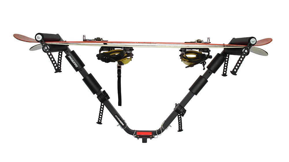 PegBoard Accessory Ski & SnowBoard Attachments for VRack Carriers From Let's Go Aero