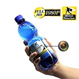 Spy Camera Full HD Hidden Camera Motion Detection Nanny Camera Water Bottle 1080p@30fps Security camera