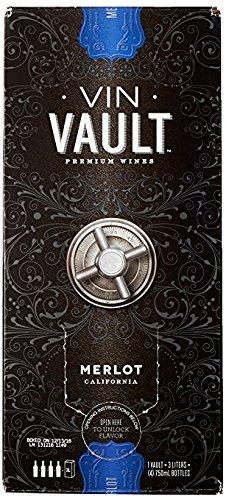 Vin Vault Merlot Box Red Wine 3L