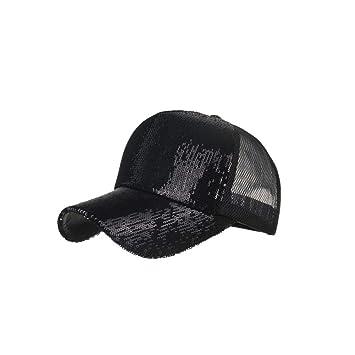 GZTCAP Gorras Rejilla Sombrero De Malla Ajustable De Color para ...