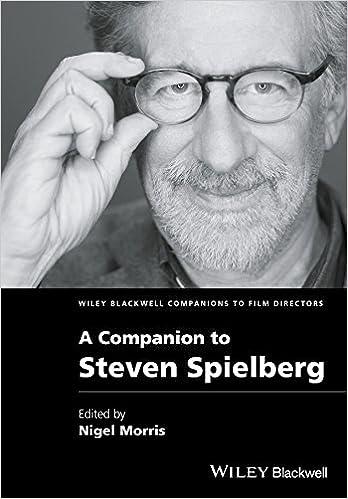 amazon a companion to steven spielberg wiley blackwell companions