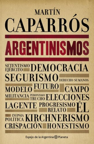 Argentinismos (Spanish Edition) Kindle Edition