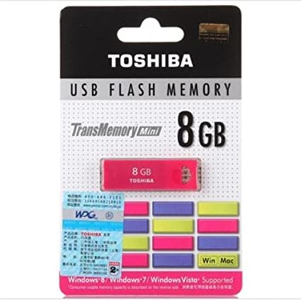 TOSHIBA TRANSMEMORY MINI 8GB DRIVER