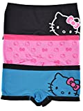 Hello Kitty Juniors Seamless Boy Short Underwear 3 Pack