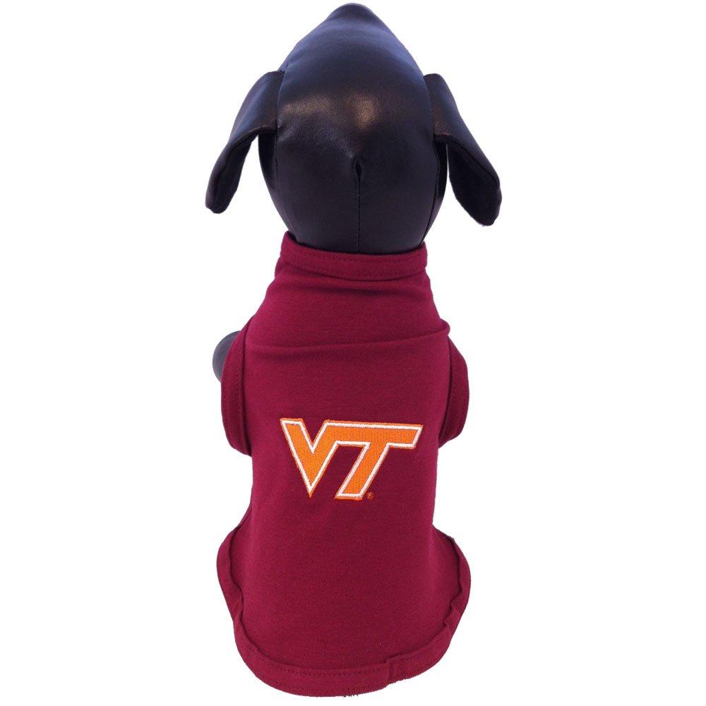 NCAA Virginia Tech Hokies Cotton Lycra Dog Tank Top, Medium by All Star Dogs