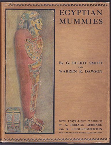Egyptian Mummies (With Much Laid In Materials)