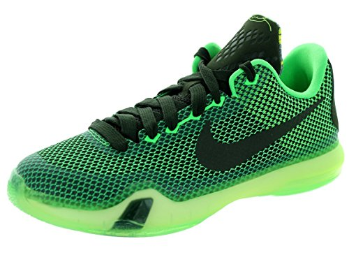 Nike Kobe X (GS) Boys Basketball Shoes -  726067-333