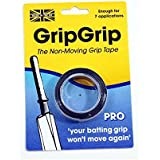 GripGrip Non-Moving Grip Tape Pro Roll (for Cricket Bats) by GripGrip