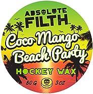 Absolute Filth - Hockey Wax - Premium Hockey Stick Wax for Maximum Grip & Protec