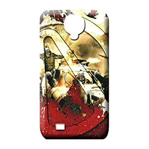 samsung galaxy s4 Shock-dirt Pretty Back Covers Snap On Cases For phone phone skins borderlands