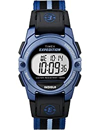 Timex TW4B02300GP Expedition Chronograph Alarm Timer Blue Watch