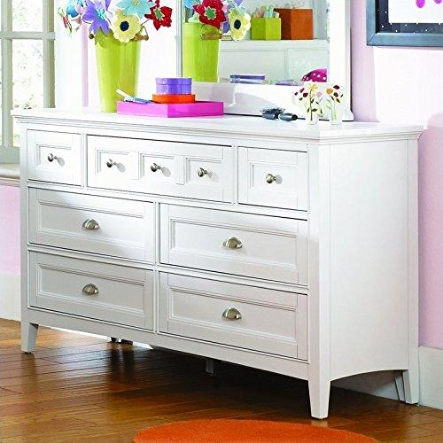 Magnussen Set Dresser - Magnussen Y1875-20 Kenley Wood 7-Drawer Dresser