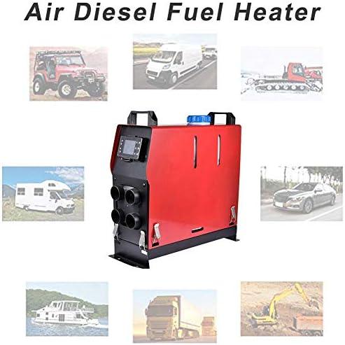 LUHUN 5kw 12Vエアパーキングヒーター、ディーゼル燃料ヒーター、強制エアパーキングヒーター、24Vカーヒーター、車両ヒーター、バン用パーキングヒーター、RV、カートレーラー、ボー