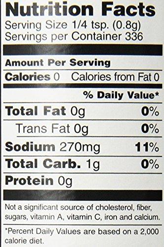 Jane's Krazy Seasonings Mixed Up Salt, 9.5 Ounce (Pack of 12) by Jane's Krazy Seasonings (Image #1)