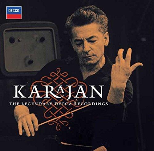 Karajan: Legendary Decca Recordings by Decca