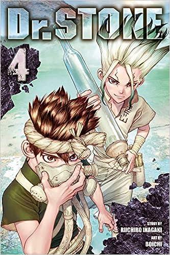Dr Stone Vol 4 4 Riichiro Inagaki Boichi 9781974704460
