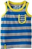 LRG – Kids Boys 2-7 Toddler Forestation Tank Top, Ash, 4T image