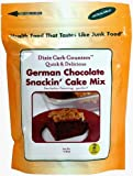 Dixie Carb Counters German Chocolate Snackin' Cake Mixes