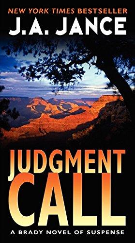 Judgment Call: A Brady Novel of Suspense (Joanna B…