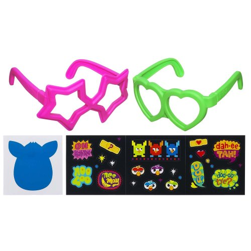 Furby Frames, Pink/Green (Furby Accessories)