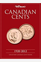 Canadian Cents 1920-2012: Collector's Canadian Cents Folder Hardcover