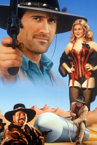 bruce-campbell-and-kelly-rutherford-in-adventures-of-brisco-counry-jr-artwork-24x36-poster