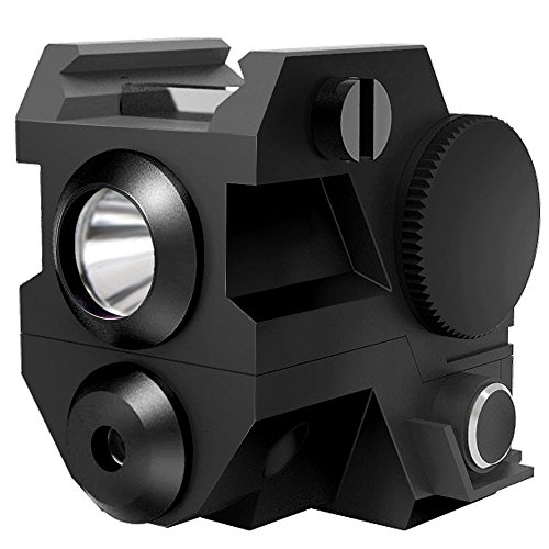 low profile tactical sight combo - 9