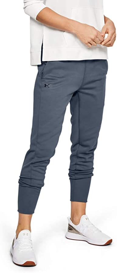 Pick SZ//Color. Under Armour Apparel Womens Synthetic Fleece Jogger Pant