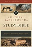 NIV Cultural Backgrounds Study Bible: Bringing to